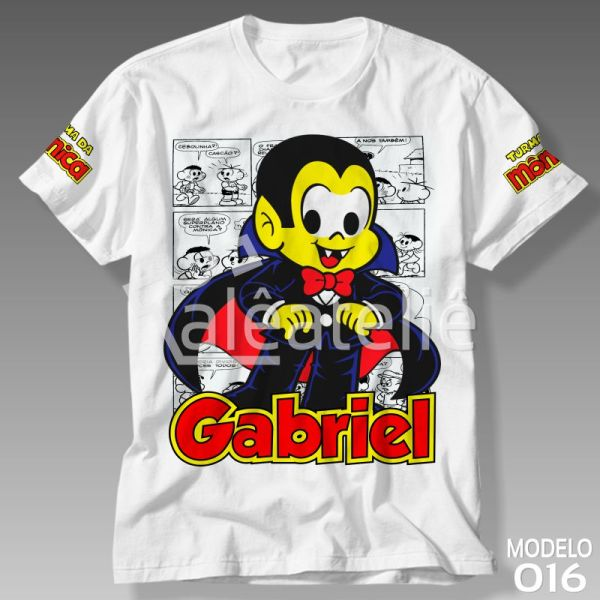 Camiseta Ze Vampir Personalizada