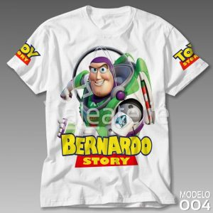 Camiseta Toy Story Buzz