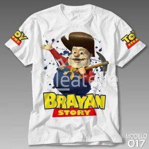 Camiseta Toy Story Mineiro