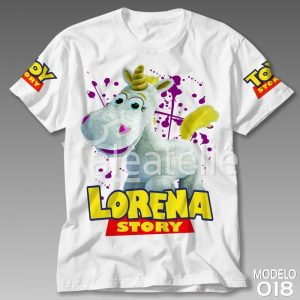 Camiseta Toy Story Unicórnio