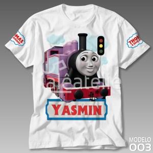 Camiseta Thomas Rosie