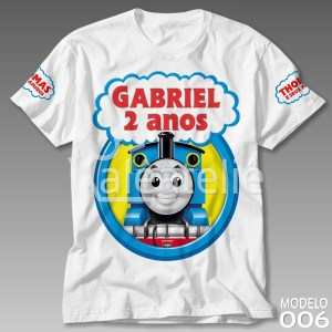 Camiseta Thomas 006