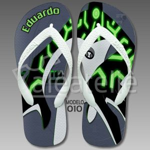 Chinelo Ben 10 Ultra-T