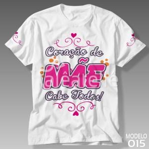Camiseta Dia das Mães 015