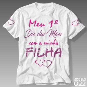 Camiseta Dia das Mães 022