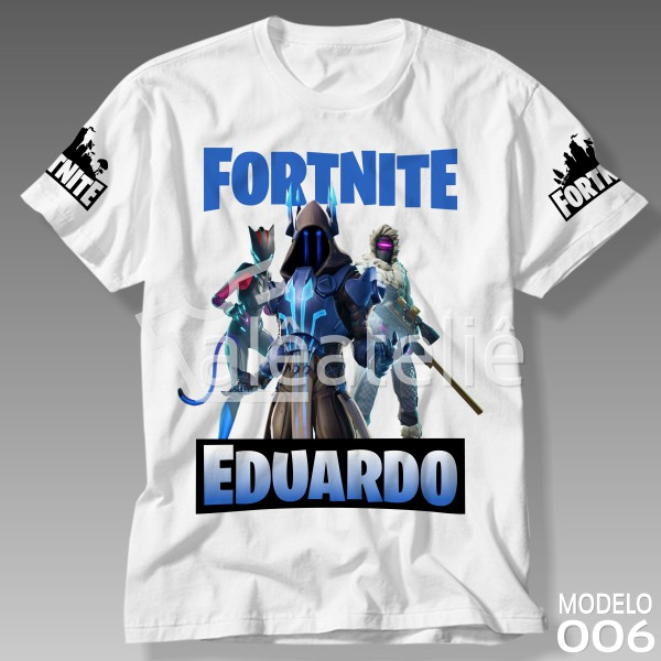 Camiseta Fortnite Infantil