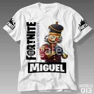Camiseta Fortnite 013