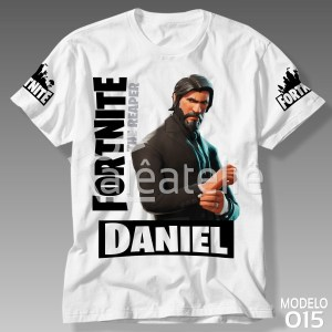 Camiseta Fortnite 015