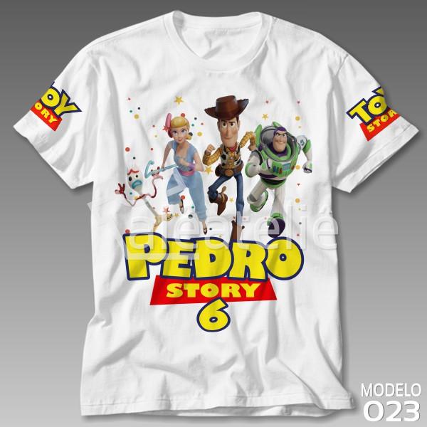 Camiseta Toy Story 4