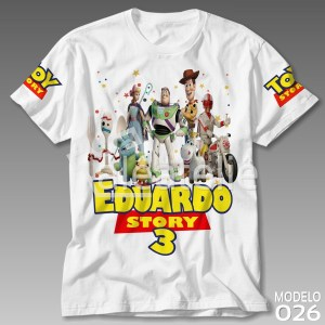 Camiseta Toy Story 026