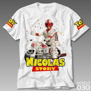 Camiseta Toy Story Duke Caboom