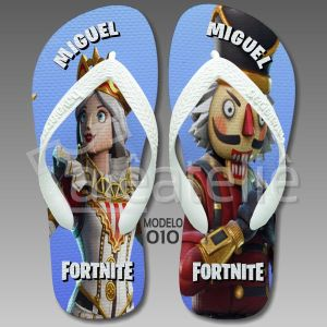 Chinelo Fortnite 010