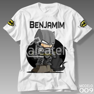 Camiseta Batman 009