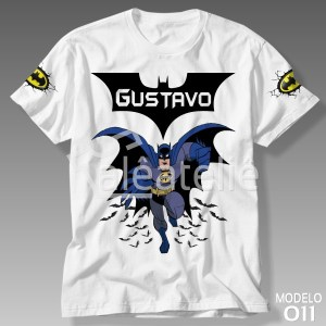 Camiseta Batman 011