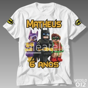 Camiseta Batman 012