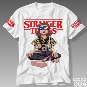 Camiseta Stranger Things 004