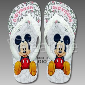 Chinelo Mickey Mouse 010
