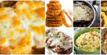 Alea's Deals 17 Recipes With Onions