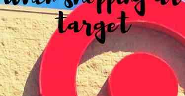 Alea's Deals 8 Ways to Save Money When Shopping at Target!