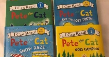 Alea's Deals 2 Free Kids' Books + Giant Sticker Book from I Can Read! ($23 Value)