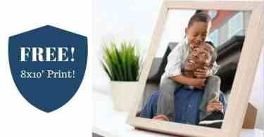 Alea's Deals FREE 8×10″ Photo Print w/ FREE Pickup at Walgreens!