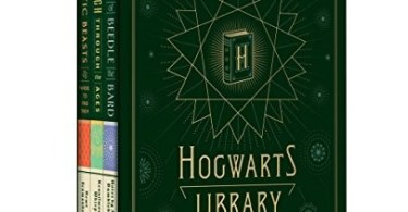 Alea's Deals Hogwarts Library (Harry Potter) Up to 46% Off! Was $38.97!