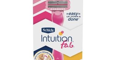 Alea's Deals Schick Intuition f.a.b. Razor+ 2 Refills  – ON SALE➕SUB/SAVE!