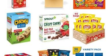 Alea's Deals RESTOCKED! Group Favorite Snack Deals (Sub/Save!)