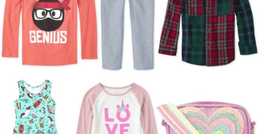 Alea's Deals The Children's Place Apparel Up to 80% Off Clearance + FREE Shipping