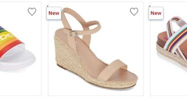 Alea's Deals JCPenney: Women's Sandals - Buy One, Get One FREE!