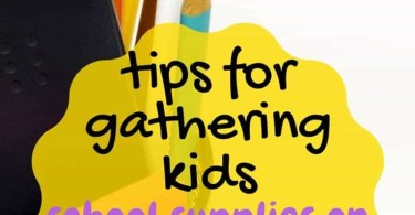 Alea's Deals Tips for Gathering Kids' School Supplies on a Budget