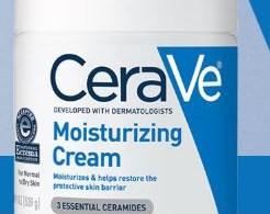 Alea's Deals FREE Sample of CeraVe Moisturizing Cream!