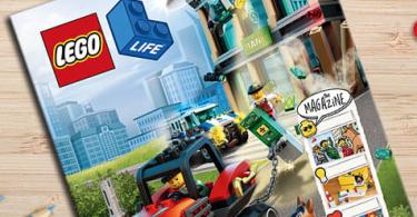 Alea's Deals FREE Subscription to LEGO Life Magazine