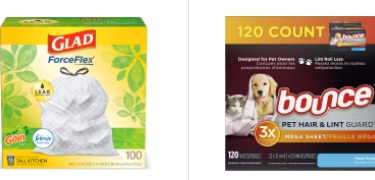 Alea's Deals Save $10 on Your $40 Household Essentials Purchase at Amazon!