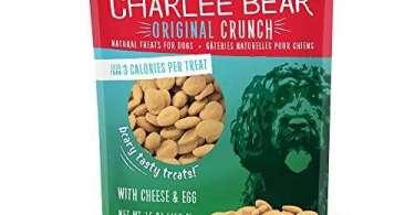 Alea's Deals 67% Off Charlee Bear Original Dog Treats, Cheese and Egg, 16 oz! Was $6.99 ($0.44 / oz)!