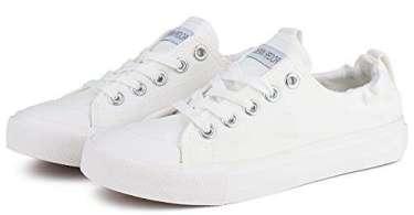 Alea's Deals 45% off JENN ARDOR Womens Canvas Shoes Sneakers