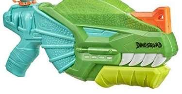 Alea's Deals 57% Off Nerf Super Soaker DinoSquad Dino-Soak Water Blaster! Was $15.99!