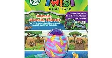 Alea's Deals 63% Off LeapFrog RockIt Twist Game Pack: Animals, Animals, Animals! Was $7.99!