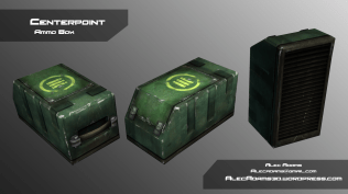 Ammo Box for the game Centerpoint