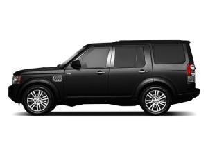 LR4 Land Rover