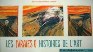 Les (vraies!) histoires de l'art - Coissard - Lemoine
