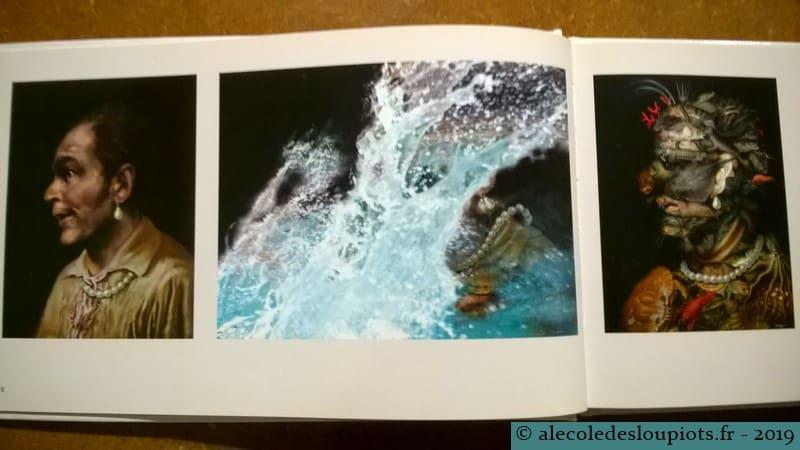 Les vraies histoires de l'art - Arcimboldo - L'eau