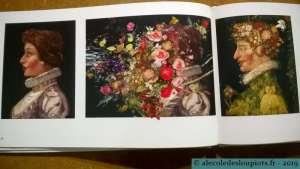Les vraies histoires de l'art - Arcimboldo - Printemps