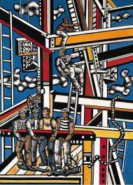 Les Constructeurs - Fernand Léger