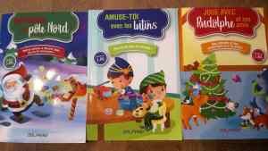 Cahiers pédagogiques de Noël - Petite section de maternelle