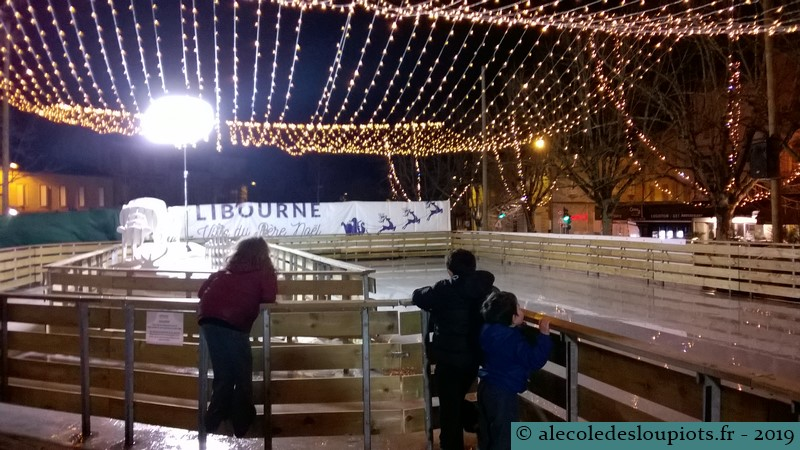 Libourne-Patinoire place Decaze