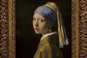 Jeune fille à la perle - Vermeer
