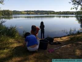 Journée au lac !