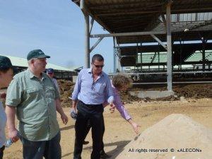 Израиль делится опытом с фермерами