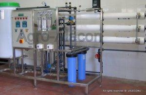 вода, очистка сточных вод в сельском хозяйстве.